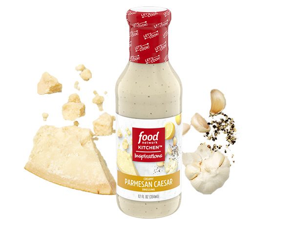 Food network kitchen inspirations give your meal a makeover with dressings inspired by the food network kitchen forumfinder Choice Image